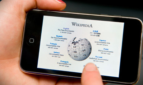 wikipedia blackout how to get answers to pressing
