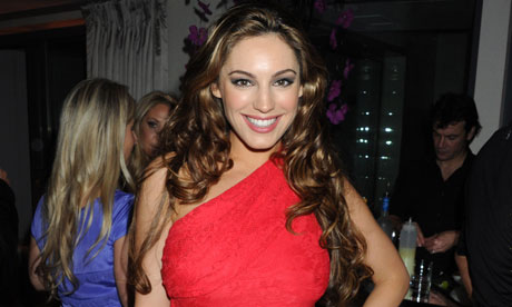 Kelly Brook tells it like she thinks it is. Photograph: Dave M Benett/Getty ...