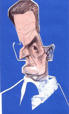Europa portraits Sarkozy