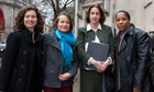 Women's groups, Leveson inquiry
