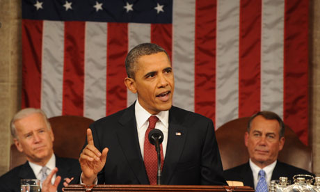 Barack Obama State of the Union address