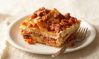 Lasagna: a vital political tool.