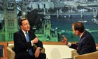 David Cameron, executive pay, Andrew Marr show