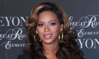 Beyoncé, who has given birth to a daughter, Blue Ivy