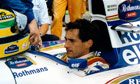 Ayrton Senna in the 2010 documentary Senna