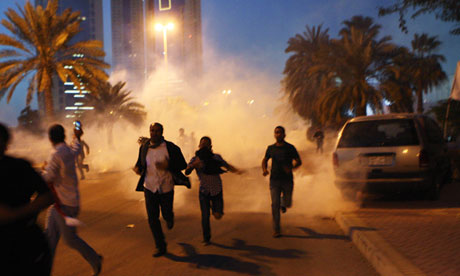 Bahrain anti-government protests