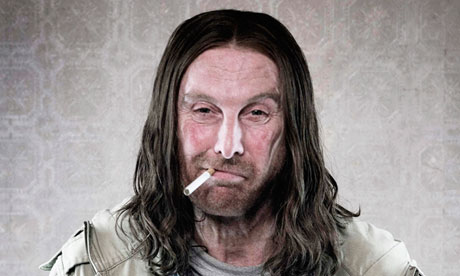 Shameless's Frank Gallagher … out of a job, again.