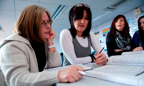 adult learning further education