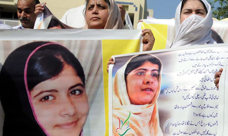 Aftermath of attack on Malala Yousafzai