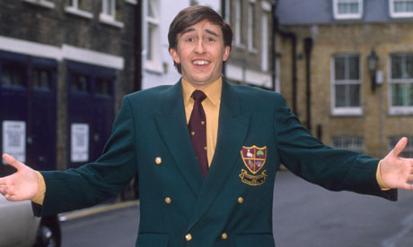 Steve Coogan As Alan Partridge in Knowing Me, Knowing You