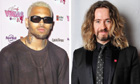 Chris Brown and Justin Lee Collins