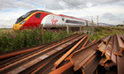 Virgin Rail's contract extended