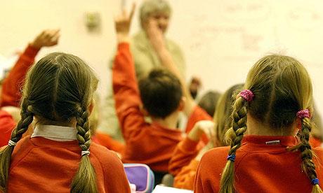 Primary school pupils