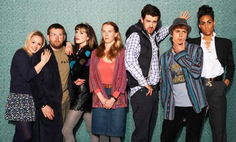 Fresh Meat cast