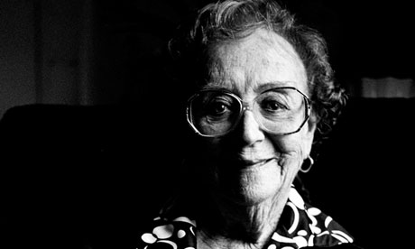 Thora Hird in April 1999.