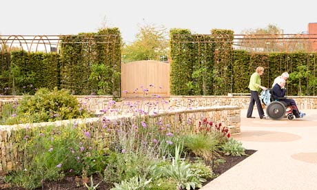 Gardens: the healing garden | Life and style | The Guardian
