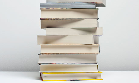 Books, books and more books. When are we supposed to read them?