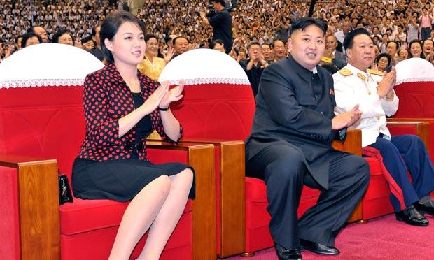 Ri Sol-ju Ri Solju pass notes No 3273 World news The Guardian