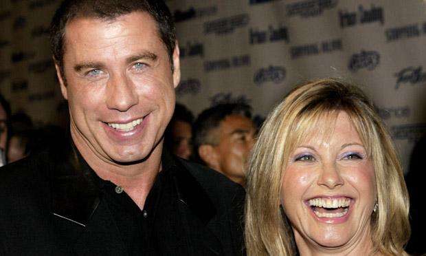 John Travolta Olivia Newton John Movies John Travolta And Olivia