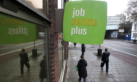 Jobcentre Plus in London