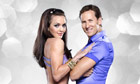 Strictly Come Dancing …Victoria Pendleton and Brendan Cole.