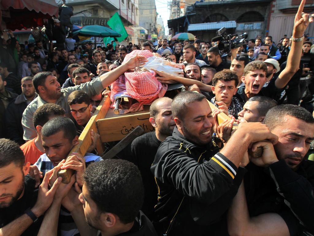 Eyewitness: Gaza City
