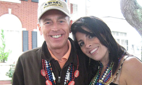 General David Petraeus and Jill Kelley