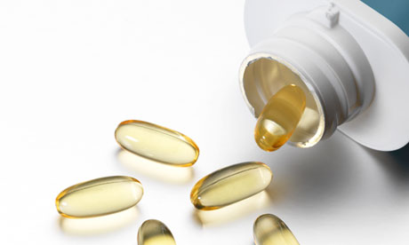 Fish  Supplements on Will Fish Oil Supplements Make You Healthier  Photograph  Ts