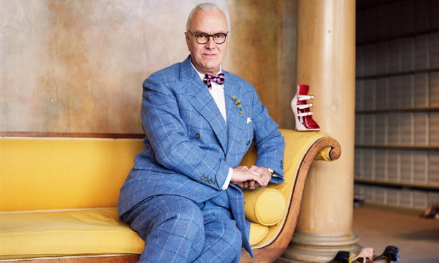 Manolo blahnik 39 there is nothing charming about a woman for Who is manolo blahnik