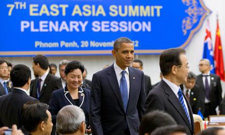 Barack Obama  East Asian Summit Plenary Session