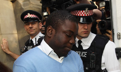 Kweku Adoboli was a colleague of John Hughes at UBS in the City of London.