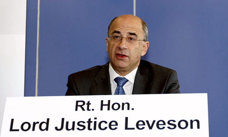 Lord Justice Leveson's findings are due out on Thursday.
