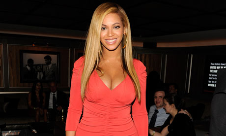 Beyoncé, New York City, February 2012