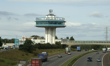 Pennine Tower Restaurant on M6