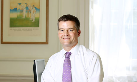 immigration minister, Mark Harpe