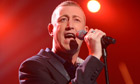 Chris Maloney on The X Factor