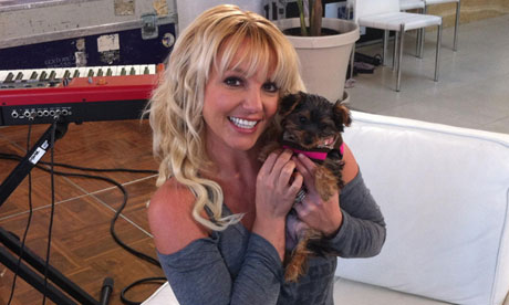 Britney Spears and Hannah
