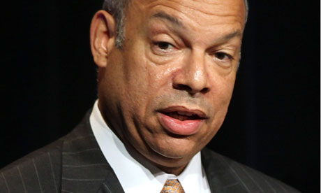 US defence department general counsel, Jeh Johnson