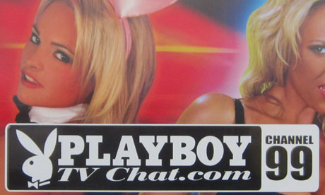 Playboy TV ad banned by ASA