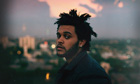 Abel Tesfaye, AKA the Weeknd