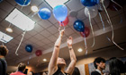 Helium balloons … soon to be a thing of the past?