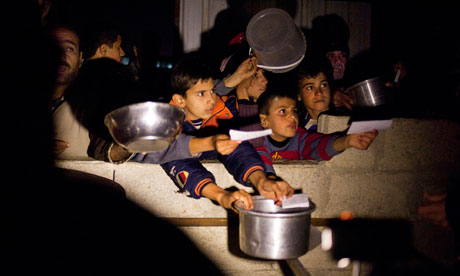 Syrian food crisis