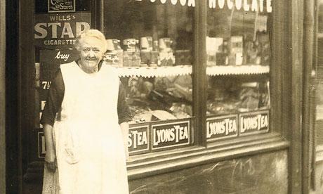 Granny Hole's shop