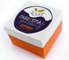 Fifteen Cornwall Boozy christmas pudding