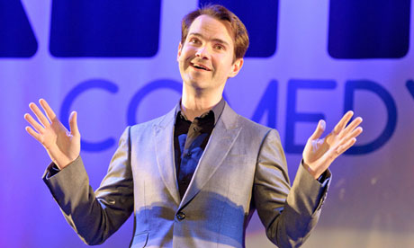 Jimmy Carr … you too can be like him (in some good ways).