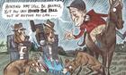 Nick Hayes cartoon
