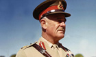 Lord Wavell in military uniform