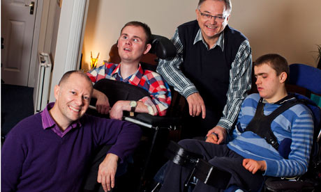 Andrew Daniels David Upjohn gay foster carers