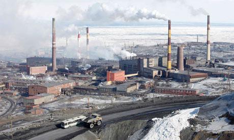 Роман Абрамович получает контроль над самой большой никелевой шахтой в мире