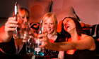 In the poll 52% off young adults admitted being injured while on a night out.